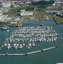 Photo aerienne du Port du Grand Large 127x128